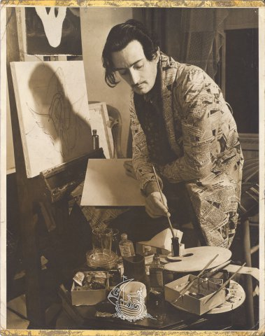 Salvador Dalí: Images of a creator
