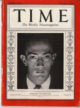 Cover of Time 1936 issue