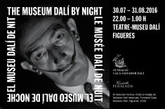 Guided Tours Dalí by Night