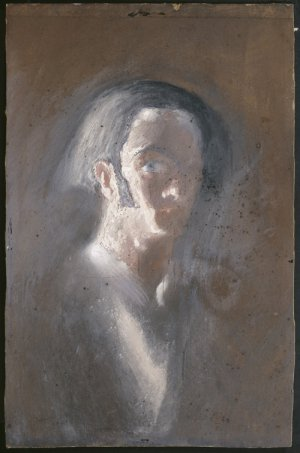 Salvador Dalí, Self-Portrait, 1921