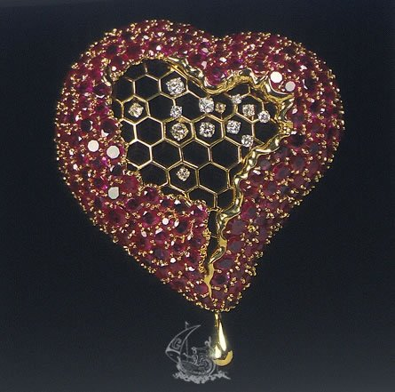 The Honeycomb Heart