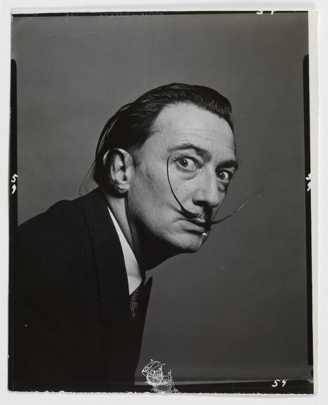 Fabuloso Variants from Dali's mustache | Exhibitions | Salvador Dalí Work  RM88