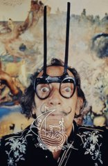 Salvador Dalí. Robert Whitaker 1967-1972