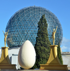 The Dalí Theatre-Museum Dome