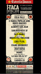 The 2014 Festival's Poster