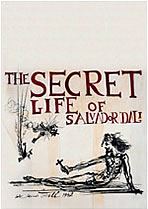 Exhibition of the original drawings for The Secret Life of Salvador Dalí