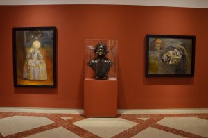 Temporary exhibition of works inspired by Velázquez