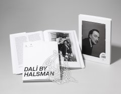 Dalí by Halsman