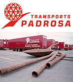Transports Padrosa joins Dalí Year 2004 as a collaborating company