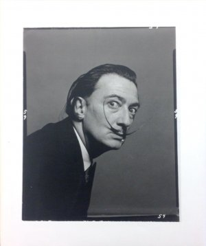 Cover of the catalogue Dalí by Halsman