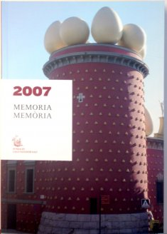 Gala-Salvador Dalí Foundation. Annual Report 2007.