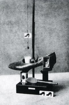 Surrealist Object Functioning Symbolically, ca. 1931