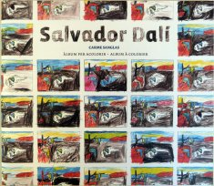Salvador Dalí. Colouring Book 2. Unforgettable Images