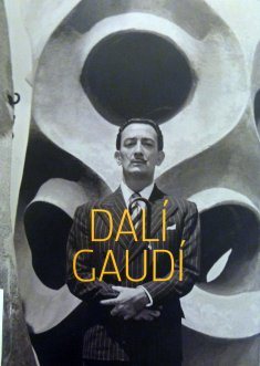 Dalí Gaudí. The revolution of the originality feeling.
