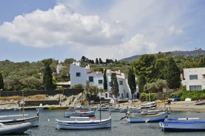 Dalí's House-Museum in Portlligat