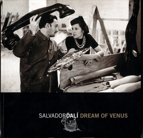 Salvador Dalí. Dream of Venus.