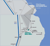 How To Get There Fundacio Gala Salvador Dali