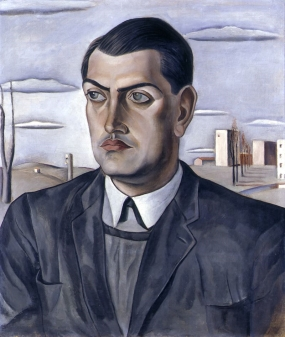 Portrait of Luis Buñuel