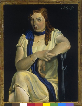 Portrait of Maria Carbona