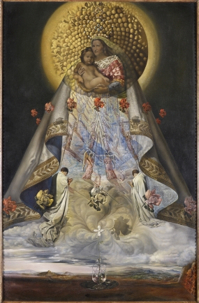 Virgin of Guadalupe. Patron Saint of Mexico
