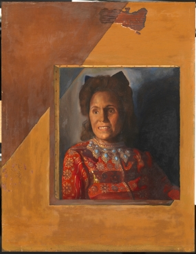 Portrait of Gala