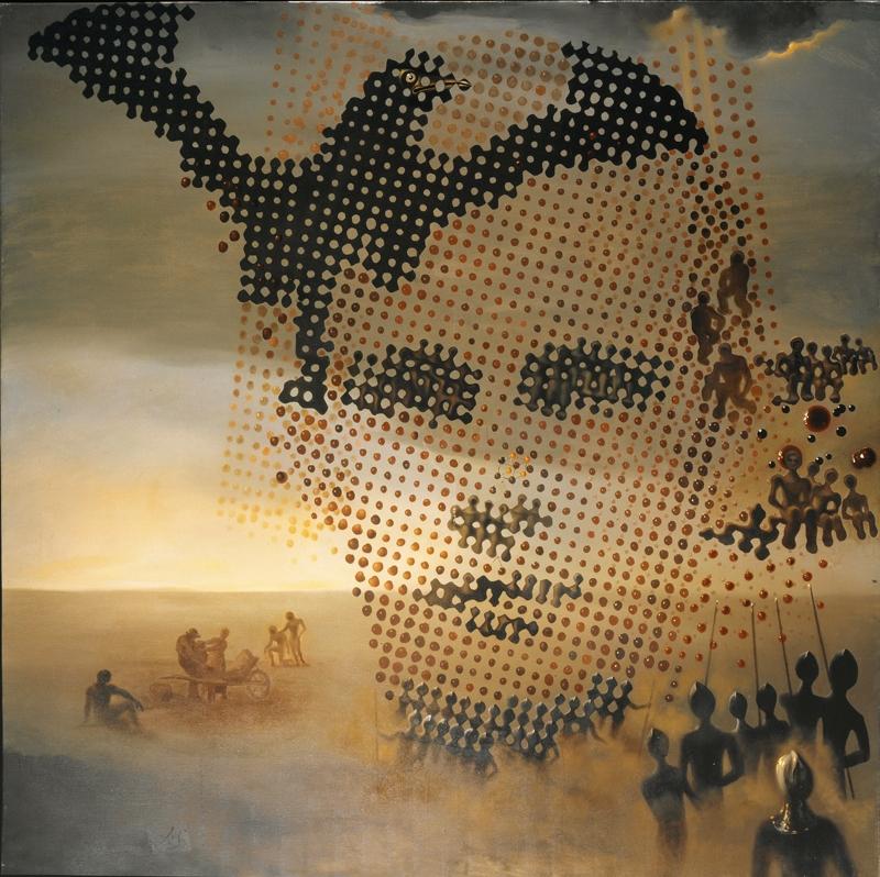 Retrato de mi hermano muerto | Fundació Gala - Salvador Dalí
