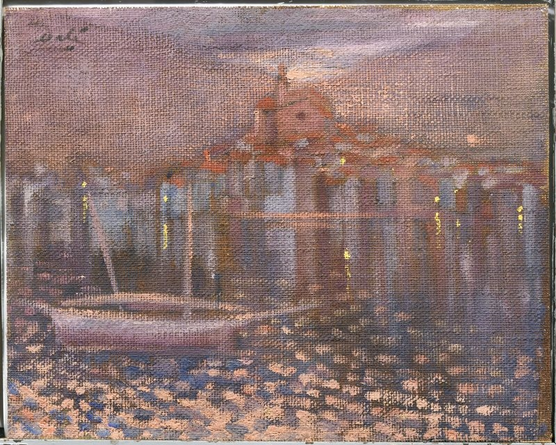 Untitled. Cadaqués at Dawn