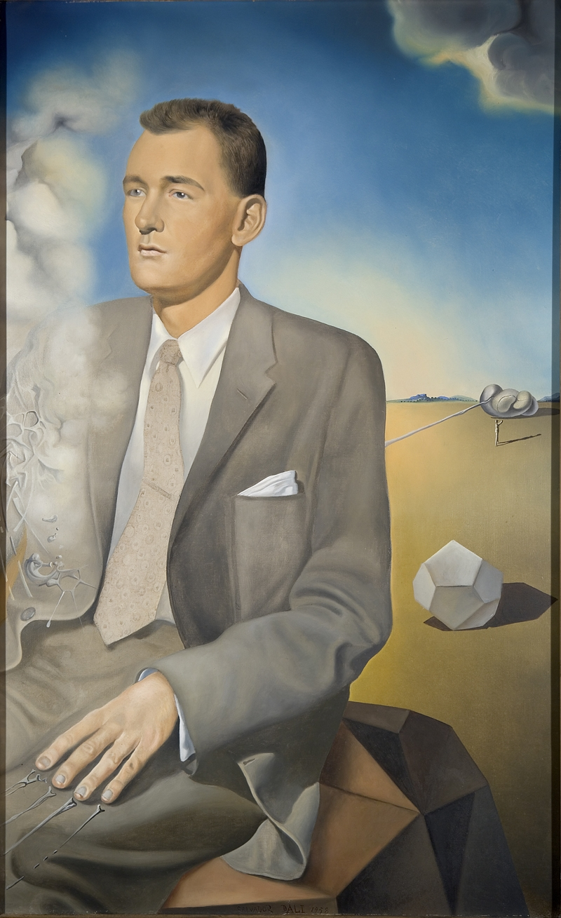 Arthur Clarke Herrington. Portrait of Arthur Clarke Herrington