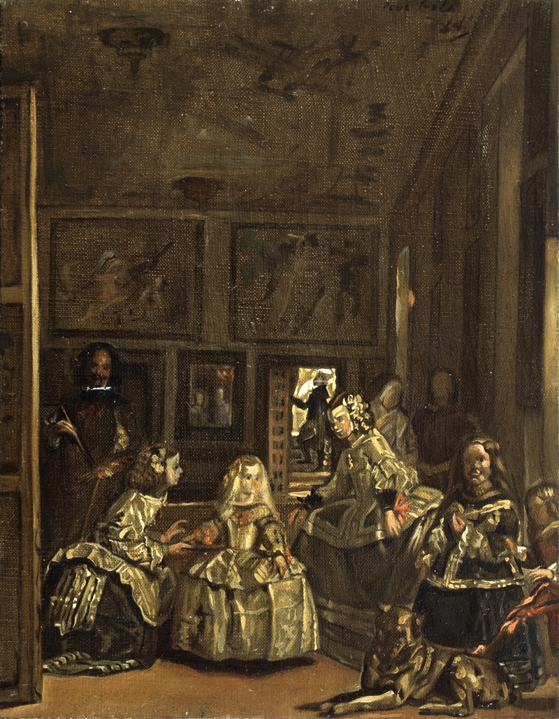 "Untitled. After ""Las Meninas"" by Velázquez"