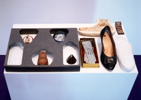 A Tray of Objects