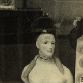 Untitled. Version of «Retrospective Bust of a Woman»