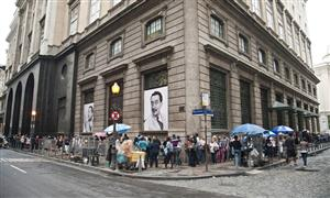 The Salvador Dalí exhibition breaks records in Rio de Janeiro